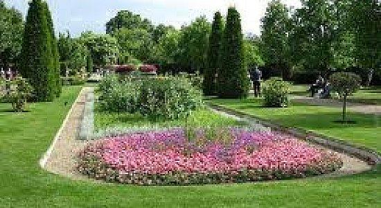 Риджентс парк в лондоне