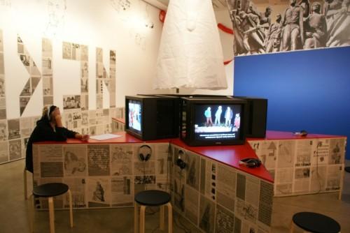Институт современных искусств в Лондоне (2)