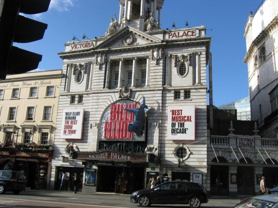 Палас-театр Виктория в Лондоне  (3)