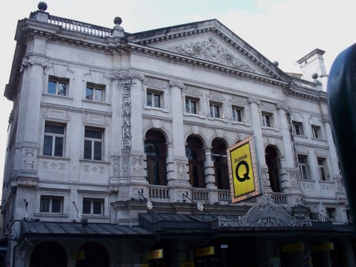 Ноэл Кауард-театр  в Лондоне (1)