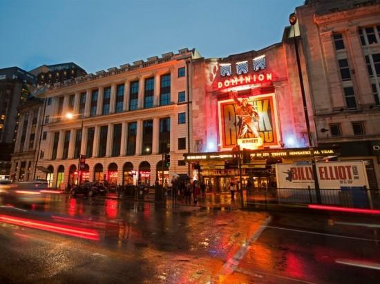 Театр «Доминион» в Лондоне  (2)