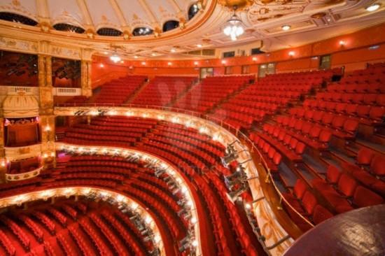 Театр «Колизеум» в Лондоне (1)