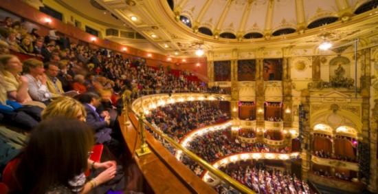 Театр «Колизеум» в Лондоне (3)