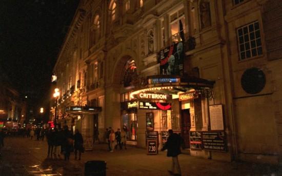 Театр «Критерион» в Лондоне (3)