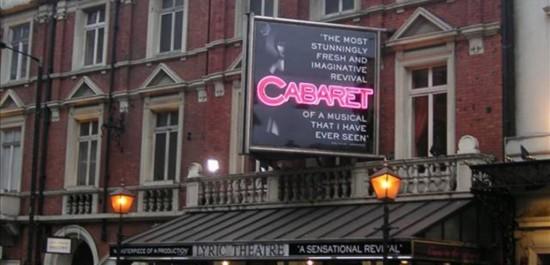 Театр «Лирик» в Лондоне3