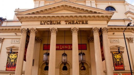 Театр «Лицеум» в Лондоне (2)