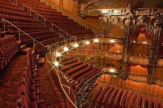 Театр «Лицеум» в Лондоне (3)