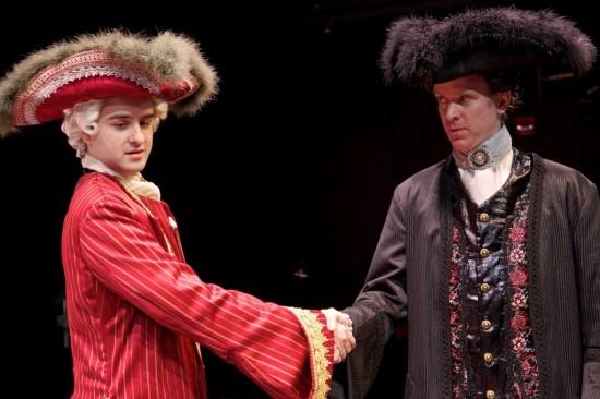 Театр «Нью-Лондон» в Лондоне (2)