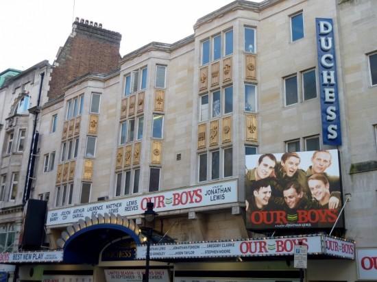 Театр Герцогини в Лондоне (2)