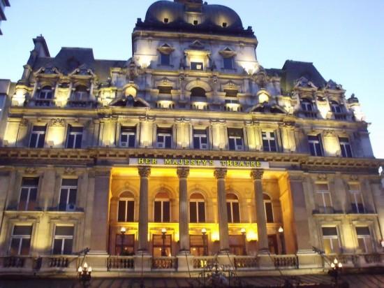 Театр Её Величества (3)