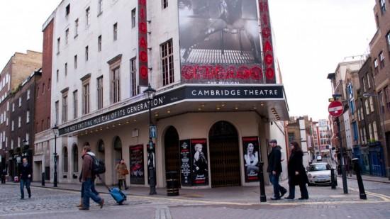 Театр Кембридж в Лондоне (1)