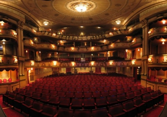 Театр Королевы в Лондоне  (2)