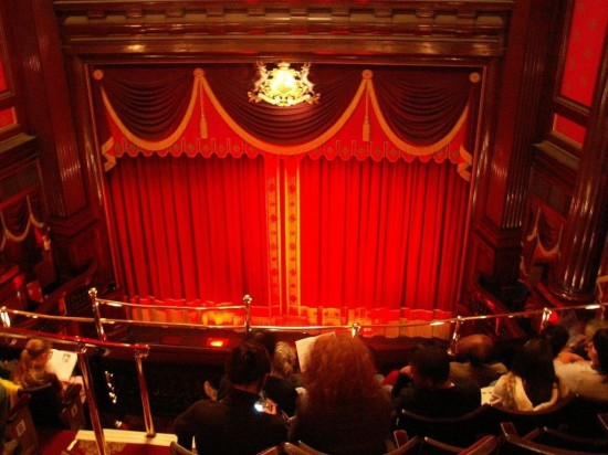 Театр Святого Мартина в Лондоне (3)