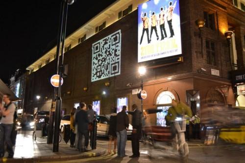 Театр Сохо в Лондоне (1)