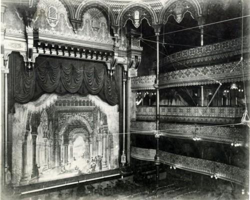 Театр Уиндмилл в Лондоне (2)