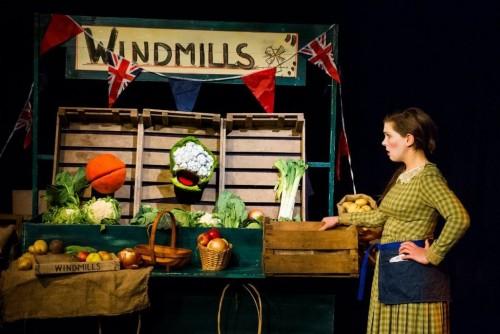 Театр Уиндмилл в Лондоне (3)
