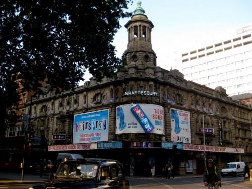 Театр Шефтсбери в Лондоне (2)