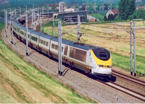 Поездом из Москвы в Лондон (2)