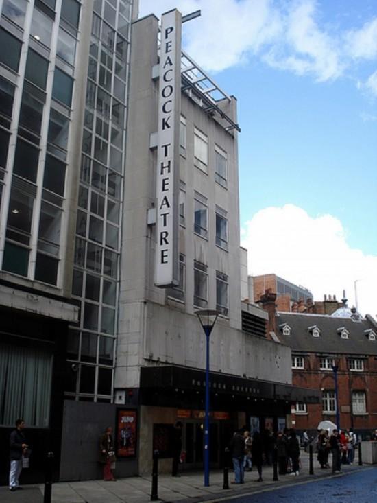 Театр «Пикок» в Лондоне (2)