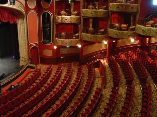 Театр «Роял-Корт» в Лондоне