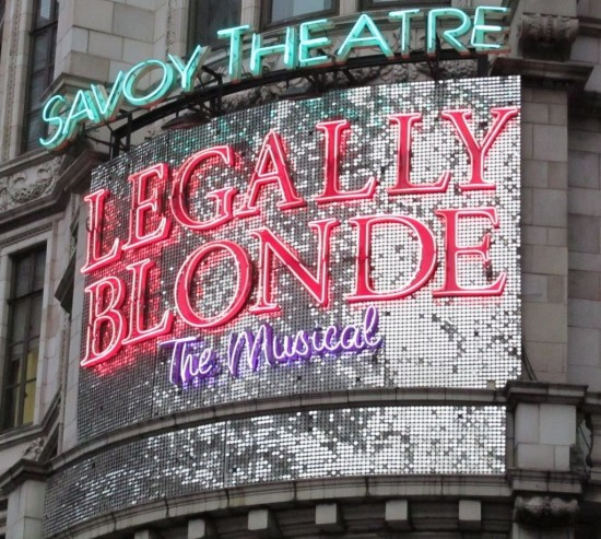 Театр «Савой» в Лондоне (3)