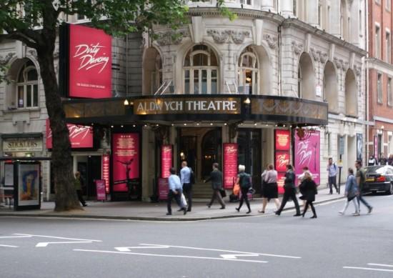 Театр Олдвич в Лондоне (2)