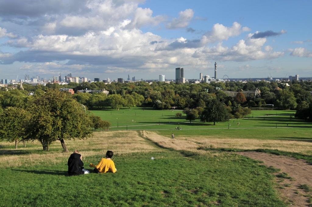 Погода в лондоне в сентябре