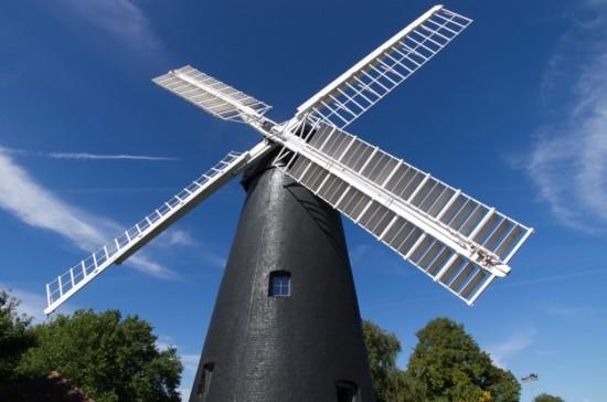 Брикстонская ветряная мельница