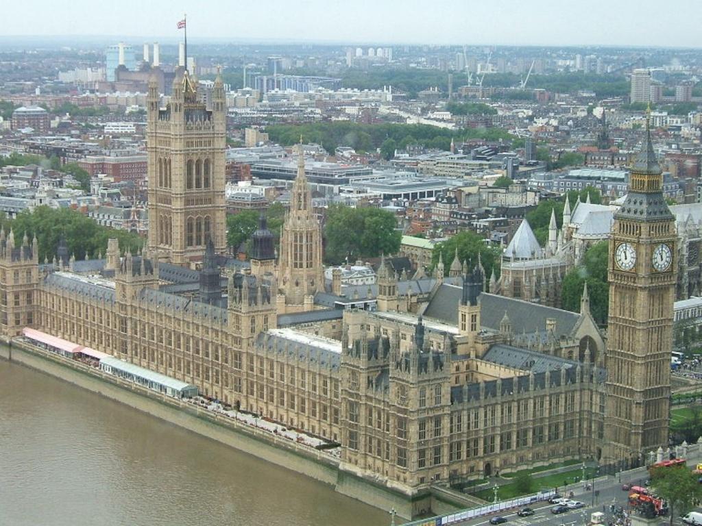 Исторический район лондона