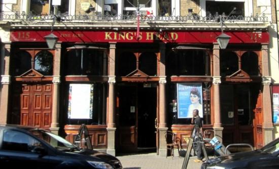 Излингтон – лондонский район достатка и фешенебельного жилья  (11)
