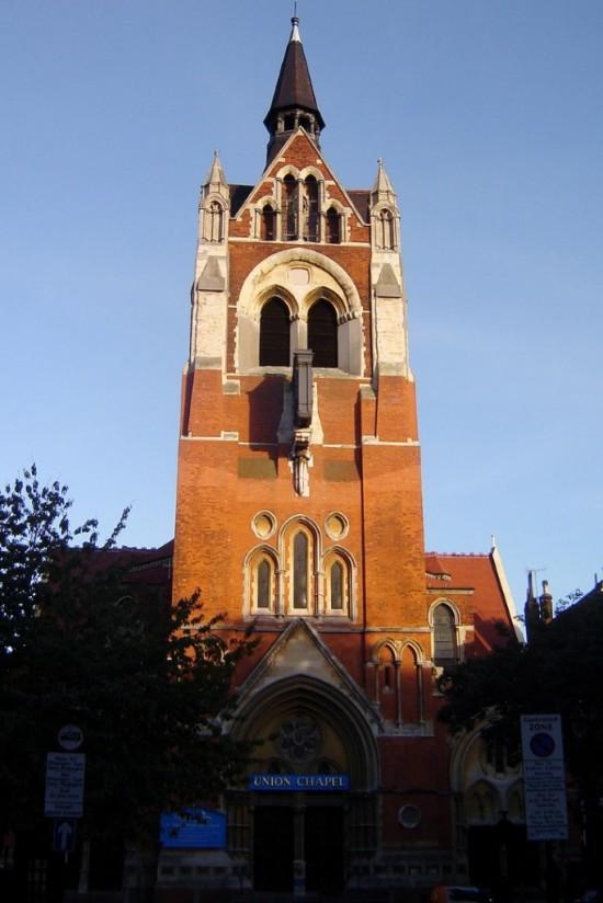 Излингтон – лондонский район достатка и фешенебельного жилья  (3)