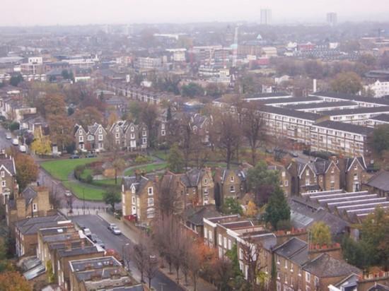Излингтон – лондонский район достатка и фешенебельного жилья (5)