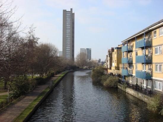 Излингтон – лондонский район достатка и фешенебельного жилья  (6)