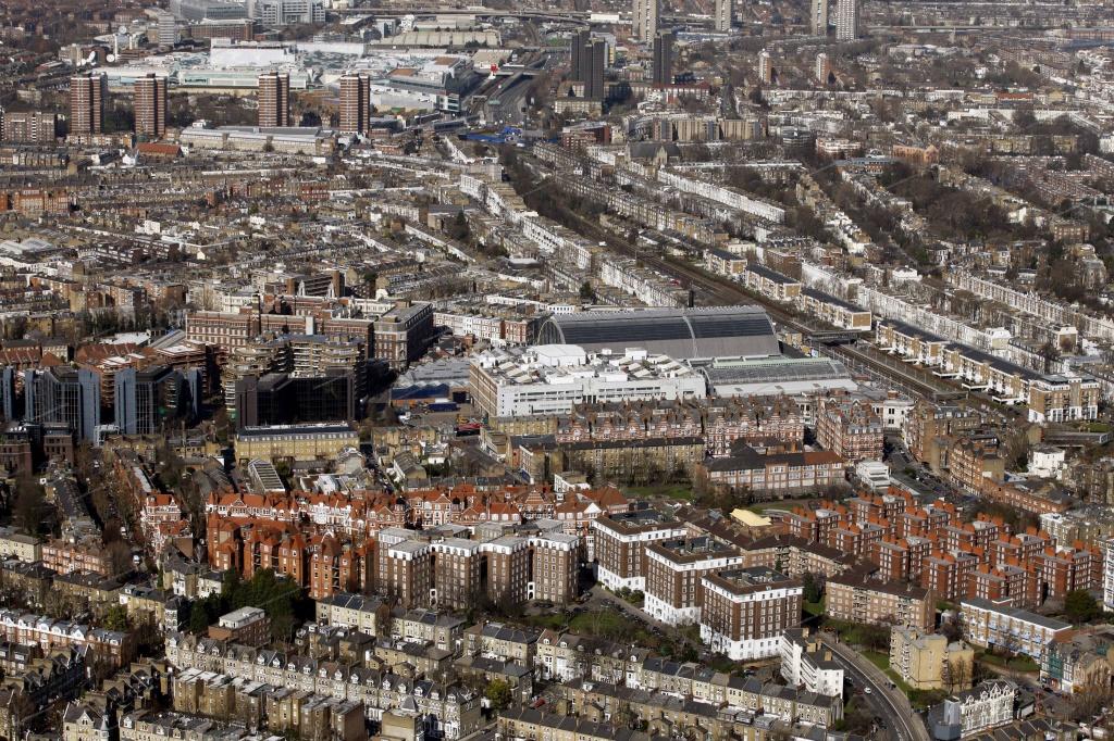 Кенсингтон и челси в лондоне