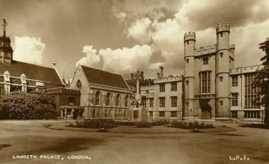 Ламбетский дворец