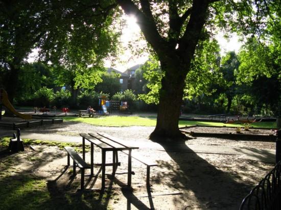 Ревенскорт Парк