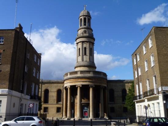 Район Илинг в Лондоне (3)