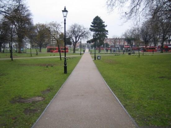 Район Илинг в Лондоне (5)