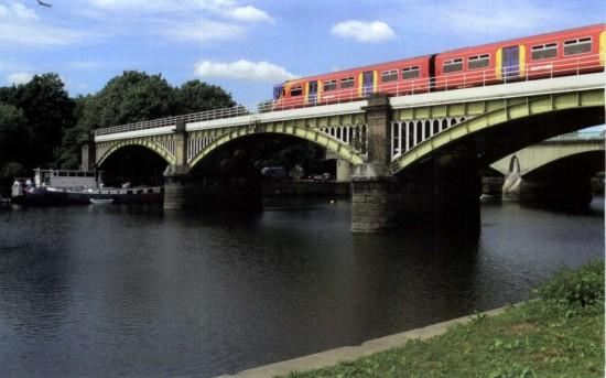 Район Ричмонд в Лондоне (1)