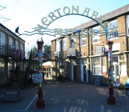 Район Большого Лондона – Мертон (3)