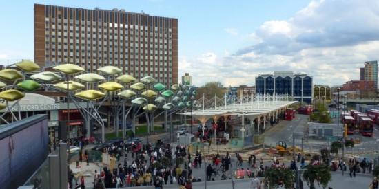 Район Ньюхэм в Лондоне (1)