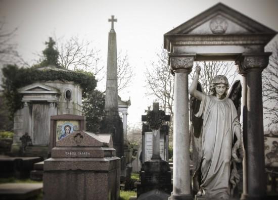 Кладбище Западного Норвуда1