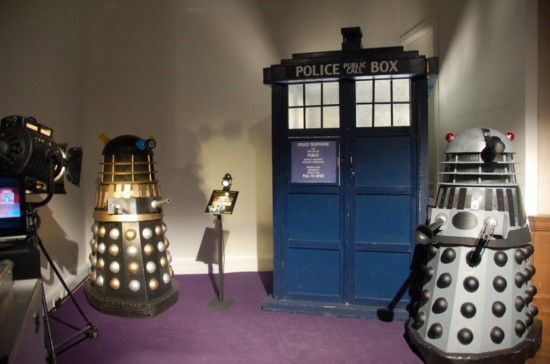 Лондонский музей кино