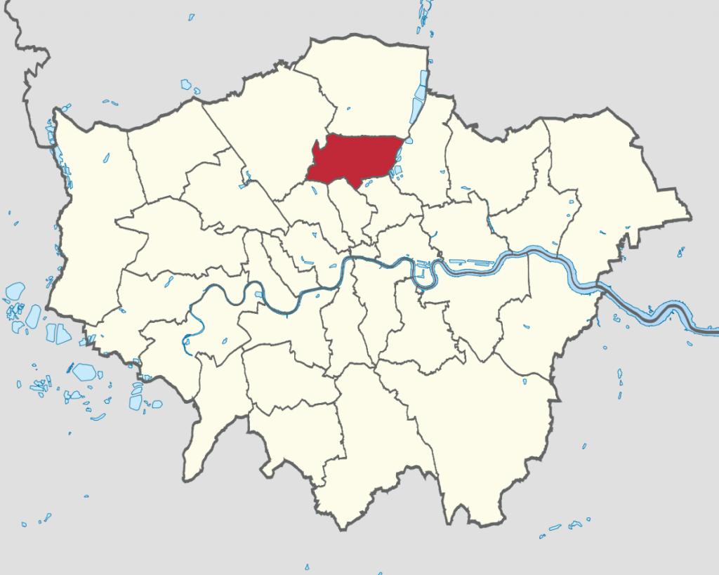 Тоттенхэм лондон район