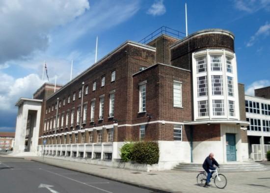 Район в Лондоне Баркинг и Дагенхэм (3)