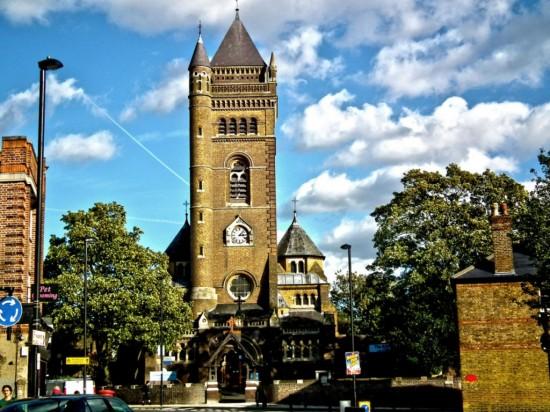 Церковь Святой Марии в Лондоне (Илинг)2